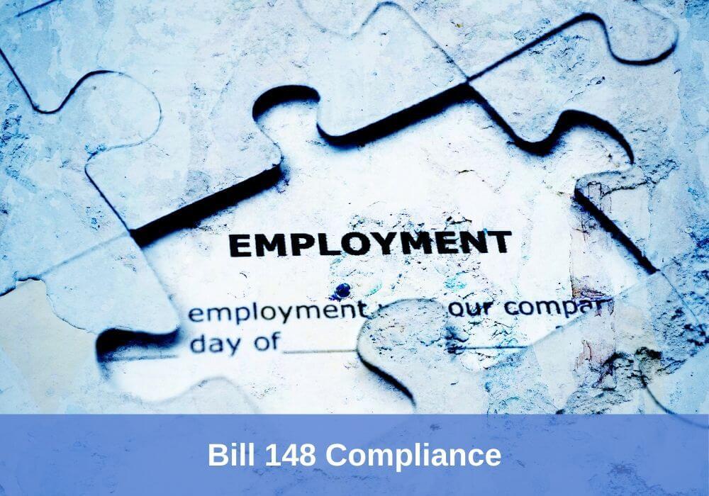 Bill 148 Compliance