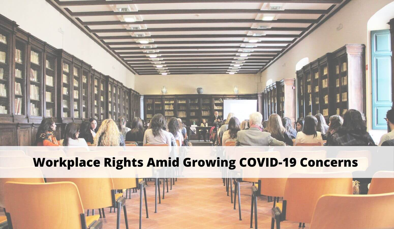 COVID-19 concerns