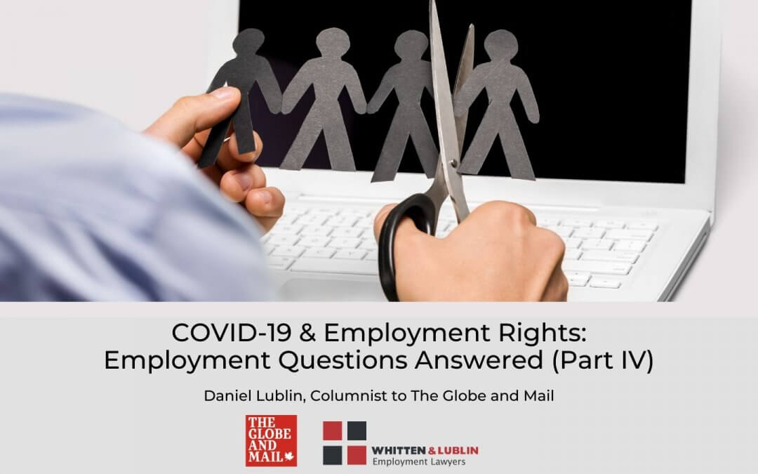 COVID-19 & employment rights