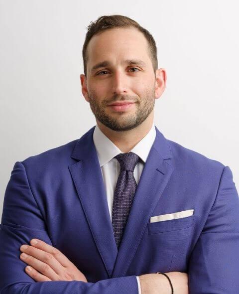 Athan Makrinos - Toronto Employment Lawyer - Whitten & Lublin