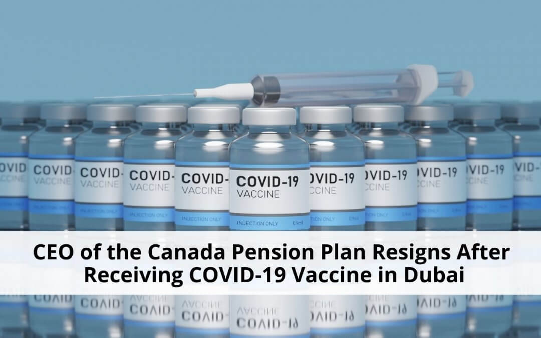 CEO of the Canada Pension Plan resigns