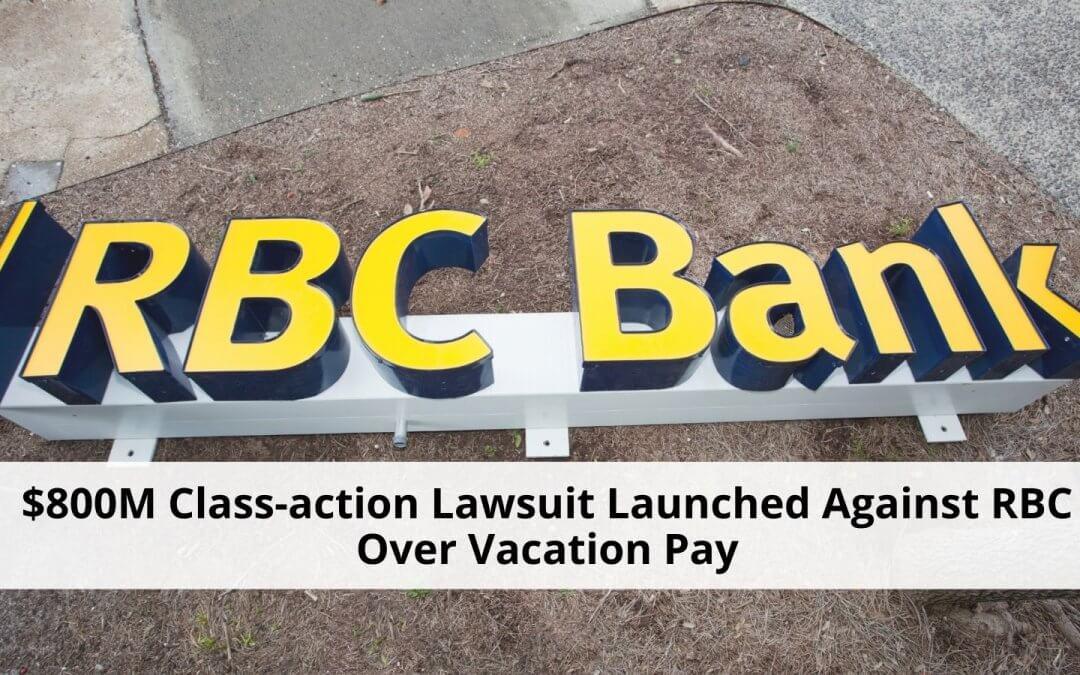 RBC class action lawsuit