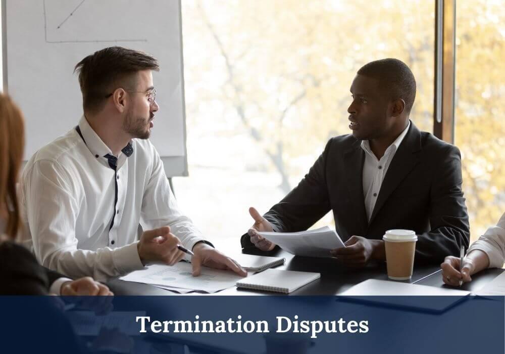 Termination Disputes