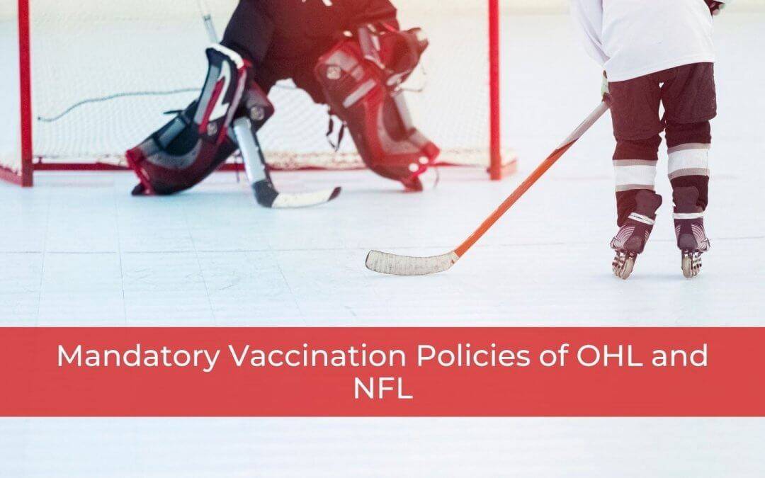 OHL Vaccination Policy
