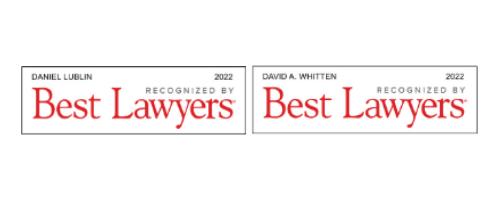Best Lawyers in Canada Award 2022