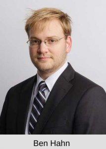 Ben Hahn - - Employment Lawyers Toronto