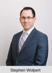 Stephen Wolpert - - Employment Lawyers Toronto