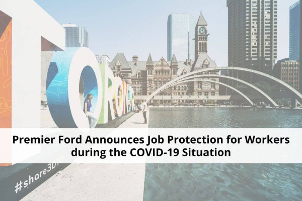 Job Protection for Workers during the COVID-19